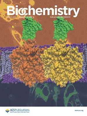 Biochemistry: Volume 58, Issue 14
