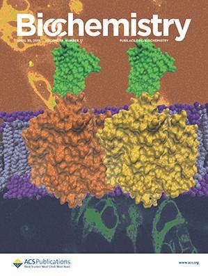 Biochemistry: Volume 58, Issue 17