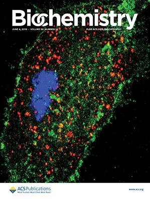 Biochemistry: Volume 58, Issue 22