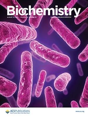 Biochemistry: Volume 58, Issue 32