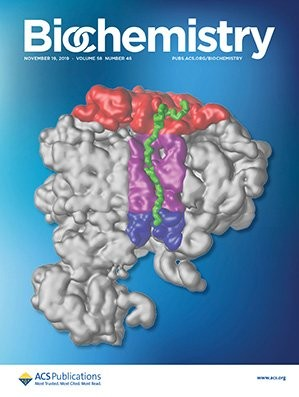 Biochemistry: Volume 58, Issue 46