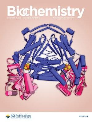 Biochemistry: Volume 58, Issue 52