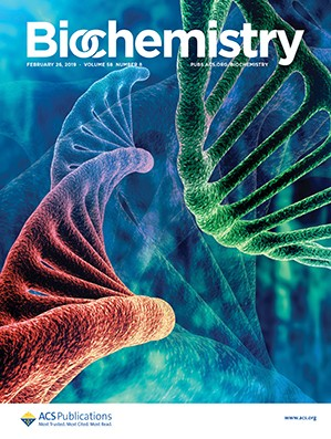 Biochemistry: Volume 58, Issue 8