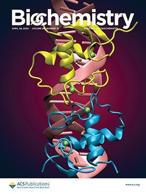 Biochemistry: Volume 59, Issue 16