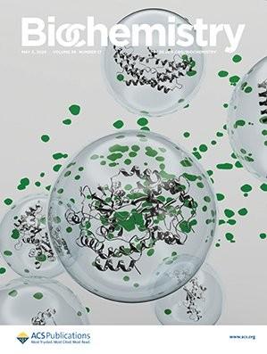 Biochemistry: Volume 59, Issue 17
