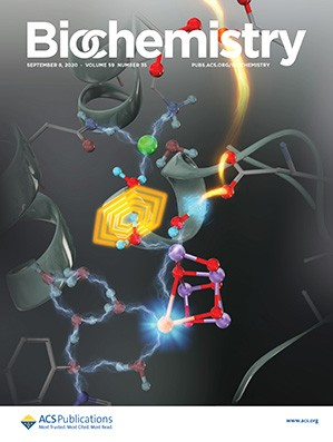 Biochemistry: Volume 59, Issue 35