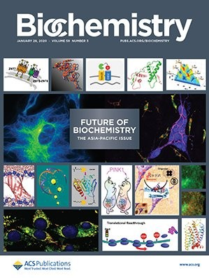 Biochemistry: Volume 59, Issue 3