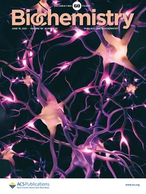 Biochemistry: Volume 60, Issue 23