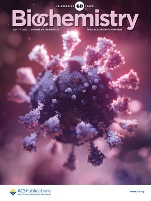 Biochemistry: Volume 60, Issue 27