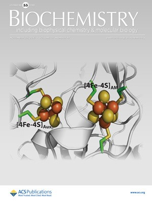 Biochemistry: Volume 55, Issue 47
