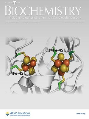 Biochemistry: Volume 55, Issue 48
