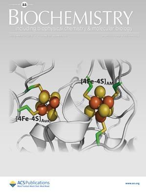 Biochemistry: Volume 55, Issue 50
