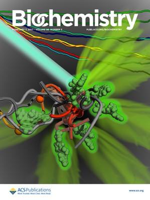 Biochemistry: Volume 56, Issue 5