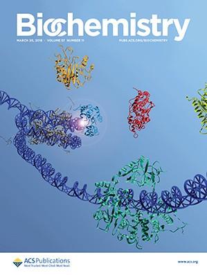 Biochemistry: Volume 57, Issue 11