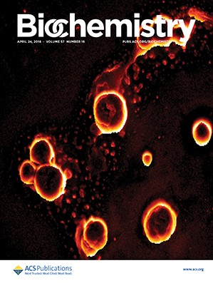 Biochemistry: Volume 57, Issue 16
