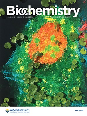 Biochemistry: Volume 57, Issue 18