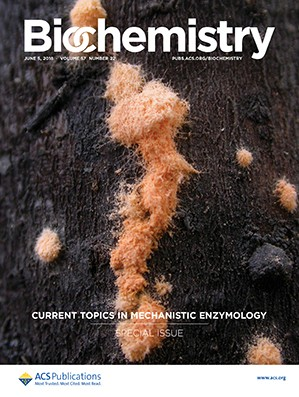 Biochemistry: Volume 57, Issue 22