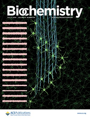 Biochemistry: Volume 57, Issue 28