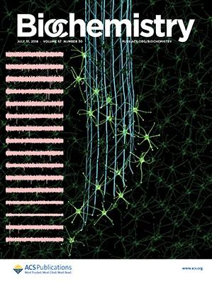Biochemistry: Volume 57, Issue 30