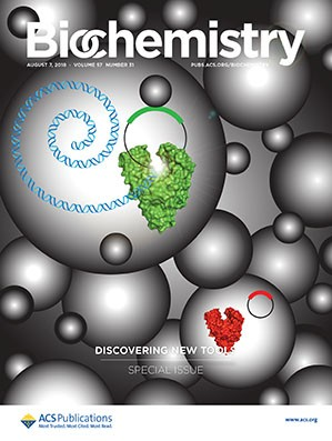 Biochemistry: Volume 57, Issue 31