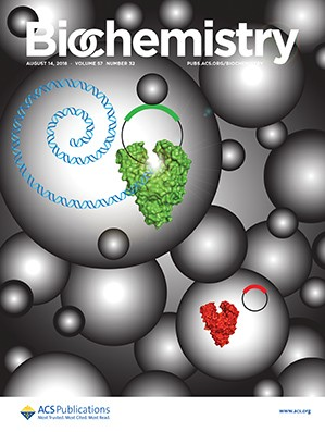 Biochemistry: Volume 57, Issue 32