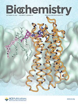 Biochemistry: Volume 57, Issue 41