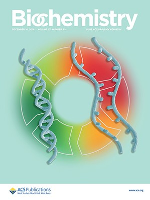 Biochemistry: Volume 57, Issue 50
