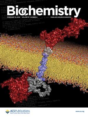 Biochemistry: Volume 57, Issue 6