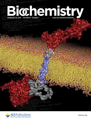 Biochemistry: Volume 57, Issue 7