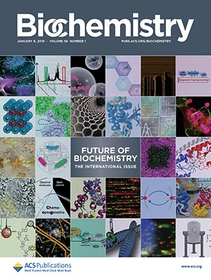 Biochemistry: Volume 58, Issue 1