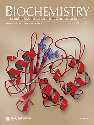 Biochemistry: Volume 49, Issue 6
