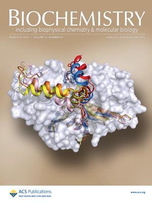 Biochemistry: Volume 51, Issue 10