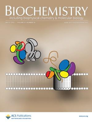 Biochemistry: Volume 51, Issue 18