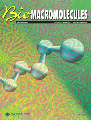 Biomacromolecules: Volume 11, Issue 11