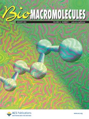 Biomacromolecules: Volume 13, Issue 1