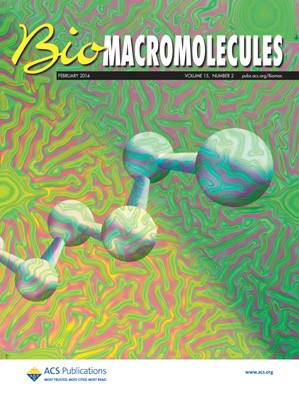 Biomacromolecules: Volume 15, Issue 2