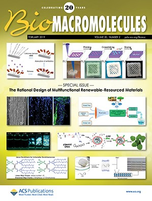 Biomacromolecules: Volume 20, Issue 2