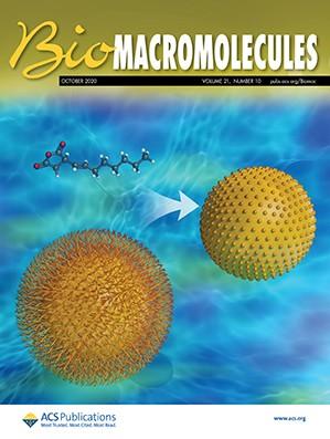 Biomacromolecules: Volume 21, Issue 10