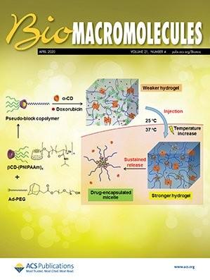 Biomacromolecules: Volume 21, Issue 4