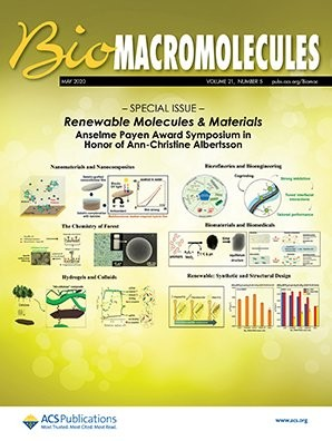 Biomacromolecules: Volume 21, Issue 5