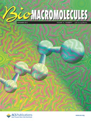 Biomacromolecules: Volume 16, Issue 9