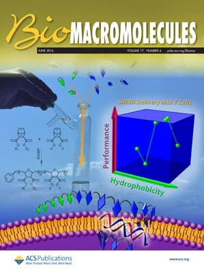 Biomacromolecules: Volume 17, Issue 6