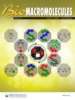 Biomacromolecules: Volume 18, Issue 1