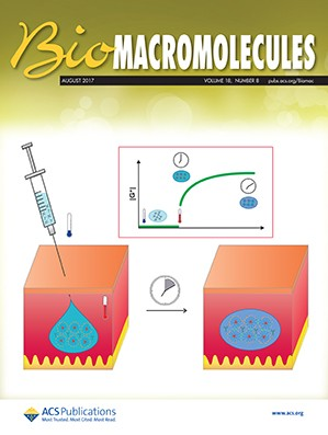 Biomacromolecules: Volume 18, Issue 8