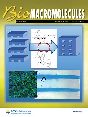 Biomacromolecules: Volume 19, Issue 1