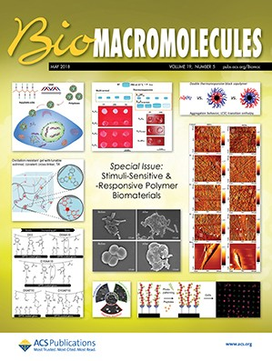 Biomacromolecules: Volume 19, Issue 5