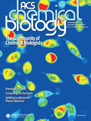 ACS Chemical Biology: Volume 5, Issue 10