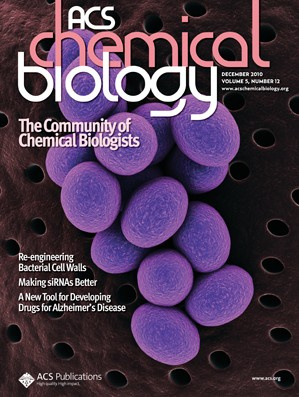 ACS Chemical Biology: Volume 5, Issue 12