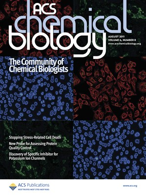 ACS Chemical Biology: Volume 6, Issue 8
