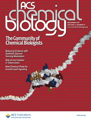 ACS Chemical Biology: Volume 6, Issue 12